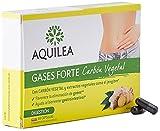 AQUILEA Gases Forte Carbon Vegetal, 60 Capsulas