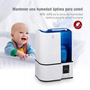 humidificador bebe