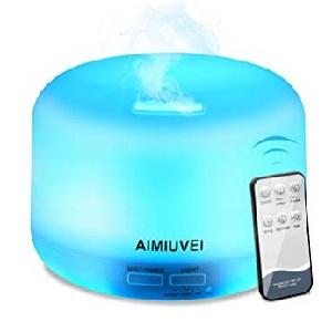 Humidificador Aimiuvei aromaterapia